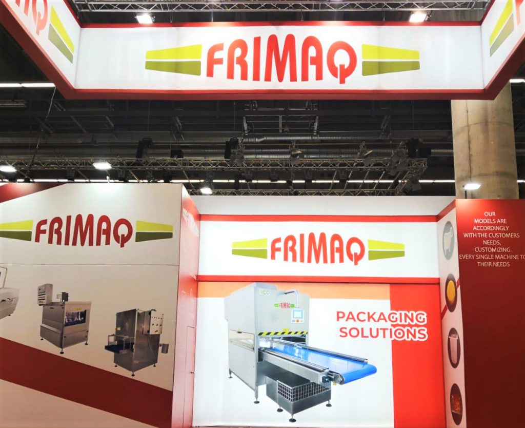 stand FRIMAQ IFFA Dextail
