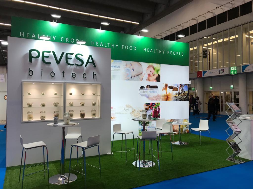 stand Pevesa biotech