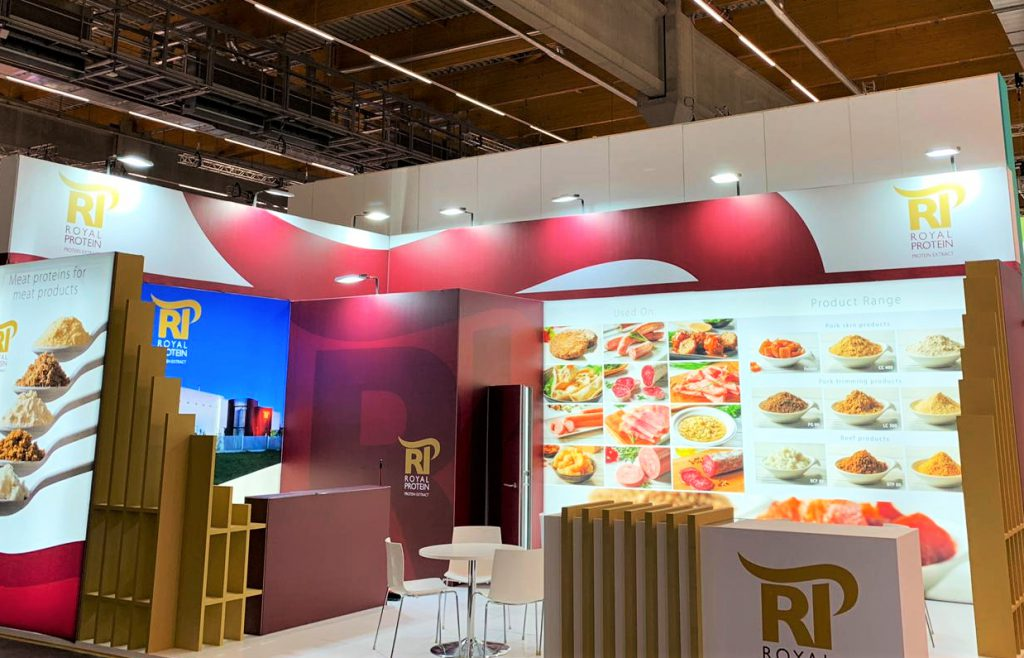 stand Royal Protein IFFA Dextail