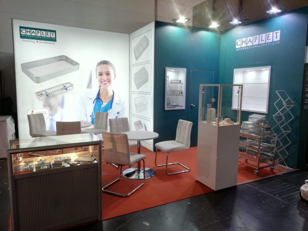 stand chaplet medica dextail