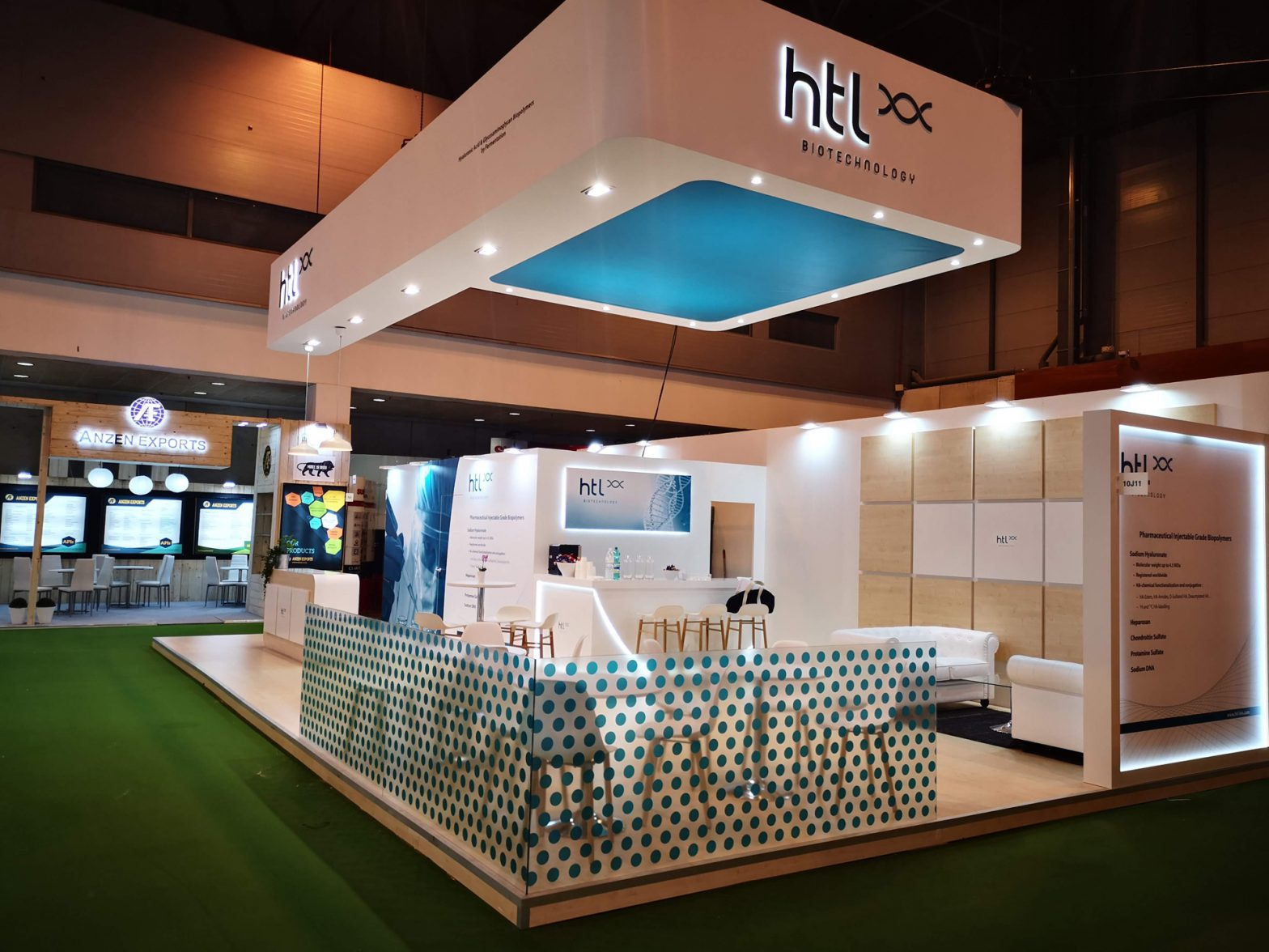 stand HTL Cphi Dextail