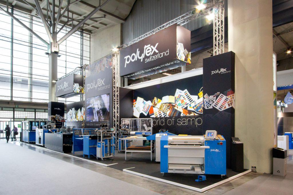 stand polytex ITMA dextail