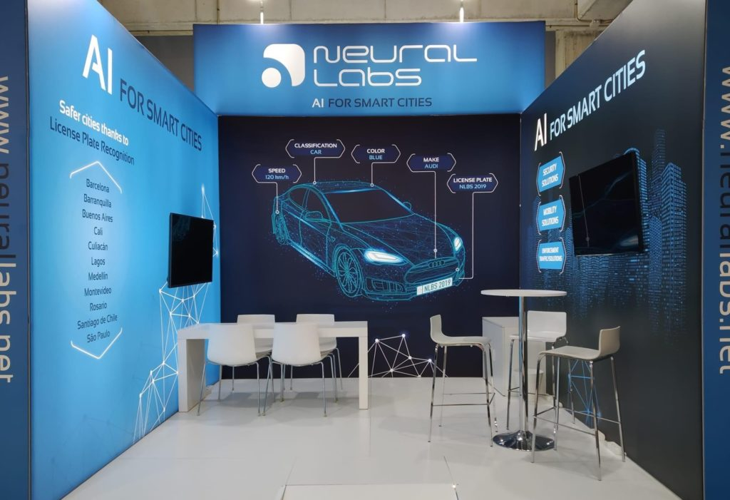 Neural Labs - SMART CITY 2019